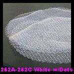 262A-262C White with Dots